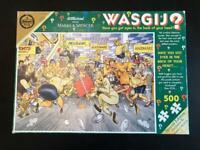 Wasgij Vintage Marks & Spencer 500 piece puzzle