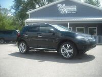 2009 Nissan Murano LE AWD BLACK ON BLACK!