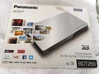Panasonic DMP-BDT260 Smart Network 3D Blu Ray Player