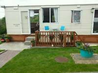 Caravans for rent 2 bed and 3 bed