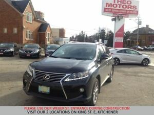 2015 Lexus RX 350 Sportdesign | CAMERA | COOLED SEATS