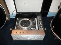 BUSH SRP51 RECORD PLAYER ( FAULTY )