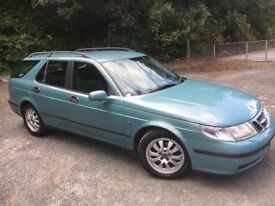 SAAB 9-5 2.2 TiD LINEAR 2004 (EXCELLENT CONDITION)