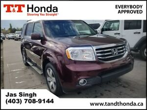 2015 Honda Pilot Touring* Navi, Rear Camera, New Tires*