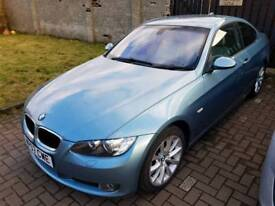 2007 BMW 320D Coupe Low Mileage **will be sold 16/03/18 to we buy any car**