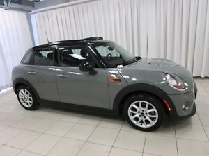2018 MINI 5 Door TURBO w/ DUAL MOONROOF, HEATED SEATS & BLUETOOT