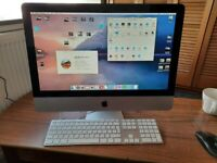 Apple iMac 21,5 - Core i5 - 8GB RAM - 250GB SSD - Keyboard