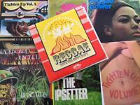 Reggae Vinyl LP Collection