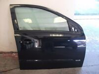 Vauxhall Astra Mk 5 front driver side black door