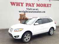 2010 Hyundai Santa Fe SPORT| AWD| SUNROOF| LEATHER| 122,397KMS|