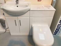 Sink,wc pack brand new
