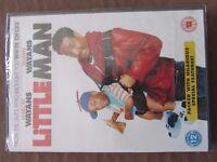 LiTTLEMAN DVD still sealed