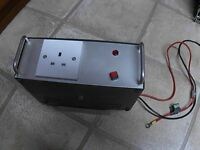 12volt to 240 volt Inverter