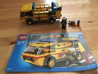 LEGO City Airport Fire Truck 7891