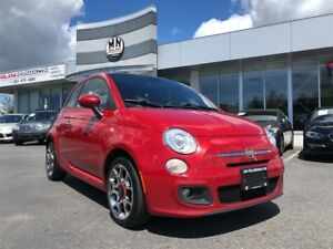 2012 Fiat 500 LANGLEY LOCATION 604-534-4744