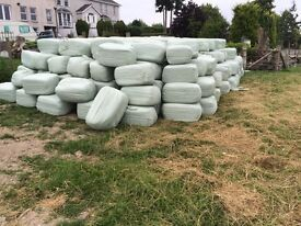 Square bales for sale £4
