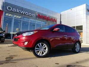 2013 Hyundai Tucson Limited *All Wheel Drive|Leather|Navigation|