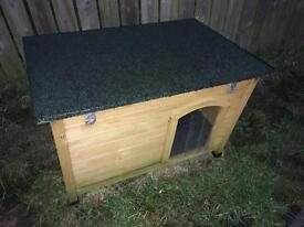 FeelGood UK wooden dog kennel - collection only
