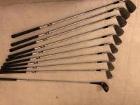 MacGregor Golf Clubs (full set)