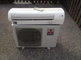 Mitsubishi Air Conditioning System