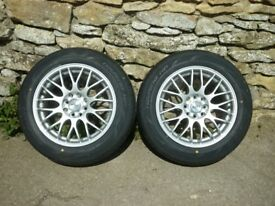 IRAND NEW MULTIFIT TRIKE ALLOY WHEELS AND TYRES