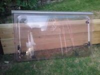 Caravan used double glazed window. 1075x640