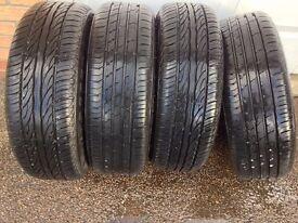"Seat Ibiza 15"" Wheels, Tyres and Hub Caps"
