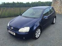 2004 04 VOLKSWAGEN GOLF 2.0 GT TDI *DIESEL* 3 DOOR HATCHBACK - ONLY 2 KEEPERS - APRIL 2017 M.O.T!