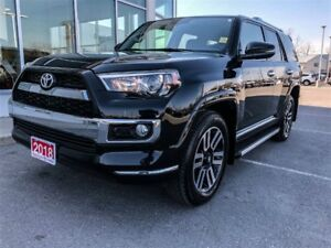 2018 Toyota 4Runner LIMITED-NAVIGATION+LEATHER+MORE!