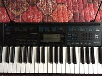 Casio Full Size Starter Keyboard boxed with manual