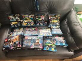 Lego dimensions bundle