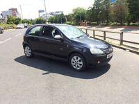 Corsa 1.2 sxi black 2004 12 months mot