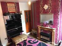 2 bedroomed unfurnished house