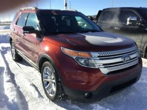 2014 Ford Explorer Full Load Panoramic Roof Leather AWD