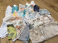 0-3 months boys clothing bundle for sale in Widley