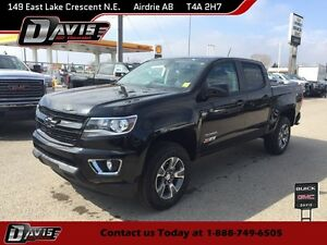 2016 Chevrolet Colorado Z71 BOSE AUDIO, HEATED SEATS, BLACK B...