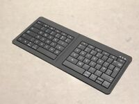 Microsoft Universal Foldable Bluetooth Keyboard for Apple iPad, iPhone, Android