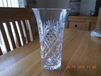 Royal Doulton - Royal Albert Crystal Vase