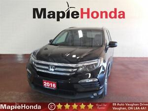 2016 Honda Pilot EX-L| Leather, Backup Cam, Navi, All-Wheel Driv