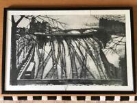 Old Edinburgh Framed pictures