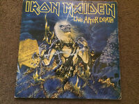 IRON MAIDEN, Live After Death stereo 1885