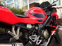 Honda CBR F1 - 33.000 miles - £ 1.200