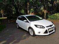 Ford Focus 1.0 SCTi EcoBoost Titanium 5dr. Full Dealer Service History. Immaculate car.