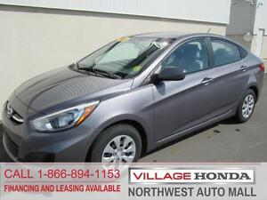 2015 Hyundai Accent GL | Local | No Accidents | Auto