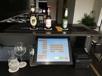 £ 48/Month Touch Screen EPOS package for Restaurant Takeaway Bar Pizza & Fast Food (Brand New)