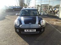 DIESEL!! 2010 10 MINI CLUBMAN 1.6 COOPER D 5d 108 BHP **** GUARANTEED FINANCE **** PART EX WELCOME
