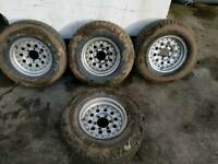6x139.7 jap off road wheels 4x4 all terrain