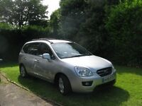 Very versatile vehicle. 7 comfortable seats, fold for carrying bulky stuff. 12 MONTHS MOT.