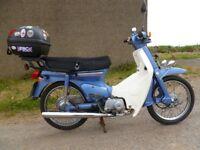 honda c90 1985