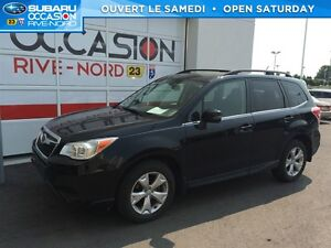 2014 Subaru Forester Limited CUIR/TOIT PANORAMIQUE